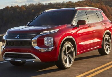 All-New MITSUBISHI OUTLANDER Is Ready to Ship to North America
